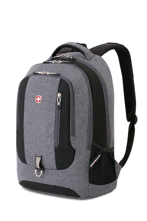 SWISSGEAR 3101 Laptop Backpack in Black/Heather
