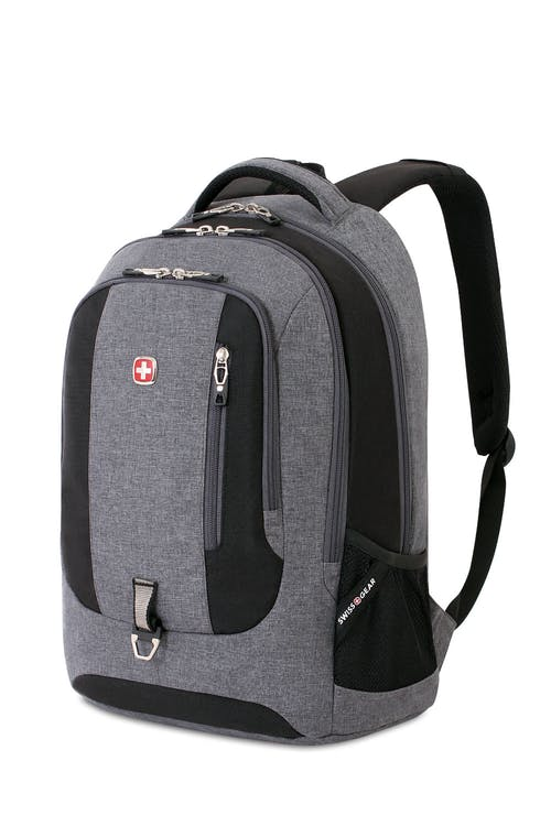 SWISSGEAR 3101 Laptop Backpack in Black/Heather