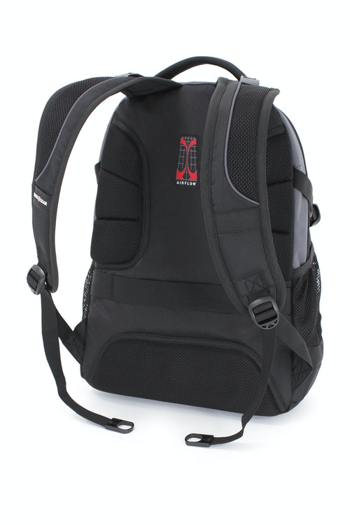 SWISSGEAR 3116 DELUXE LAPTOP BACKPACK AIRFLOW PADDED BACK PANEL