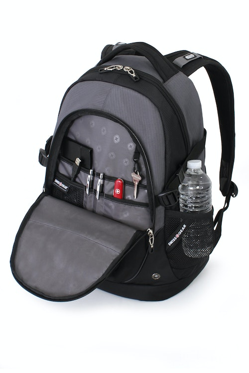 SWISSGEAR 3116 DELUXE LAPTOP BACKPACK ORGANIZER COMPARTMENT