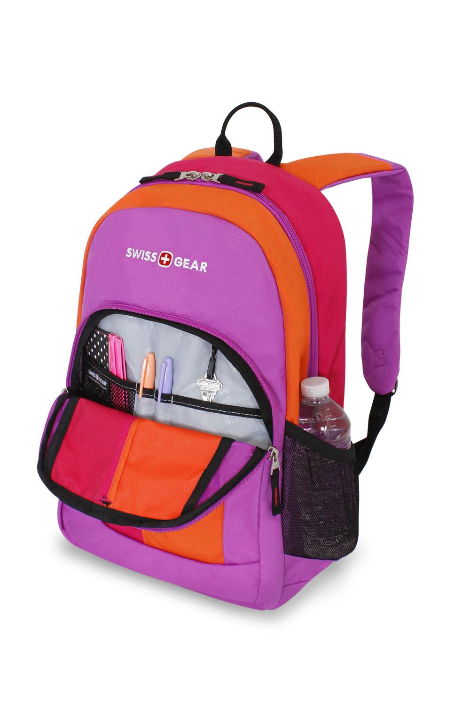 swissgear 3158 backpack purplepink