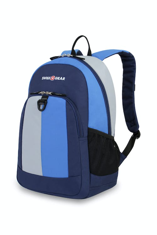 Swissgear 3158 Backpack - Navy/Royal Blue