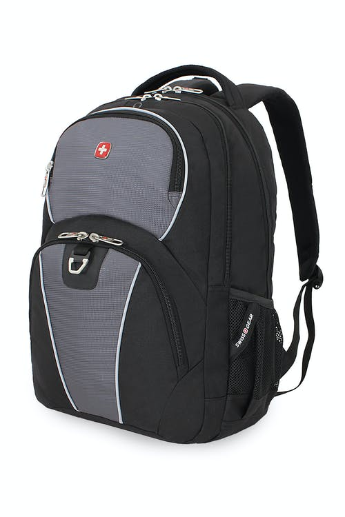 SWISSGEAR 3188 LAPTOP BACKPACK - BLACK/GREY