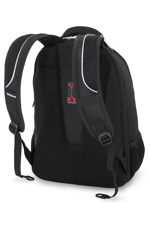 SWISSGEAR 3232 ScanSmart Laptop Backpack - Back