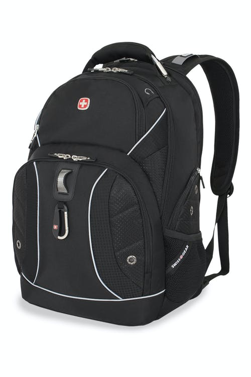 SWISSGEAR 3232 ScanSmart Laptop Backpack - Black