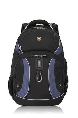 SWISSGEAR 3232 ScanSmart TSA Laptop Backpack - Black/Navy