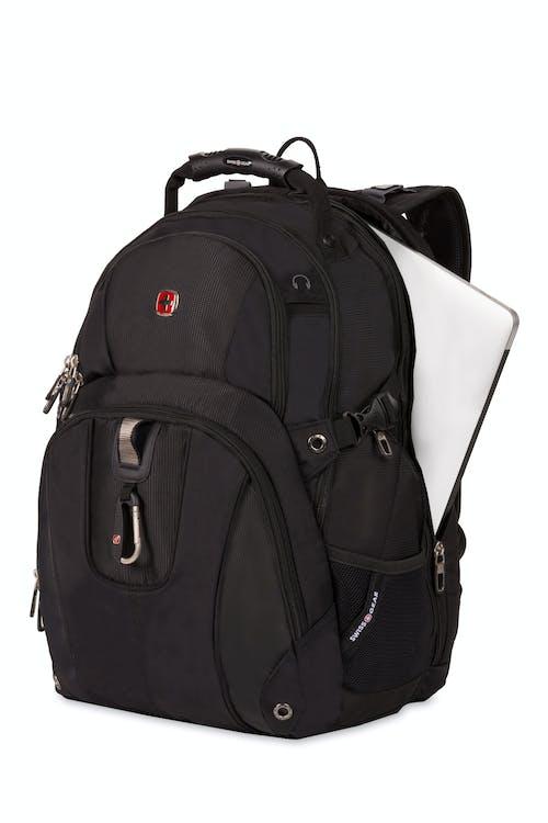 SWISSGEAR 3239 ScanSmart Backpack - 15 inch laptop compartment
