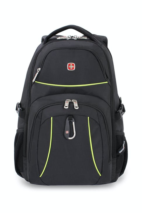 SWISSGEAR 3255 SCANSMART LAPTOP BACKPACK QUICK ACCESS TOP POCKET