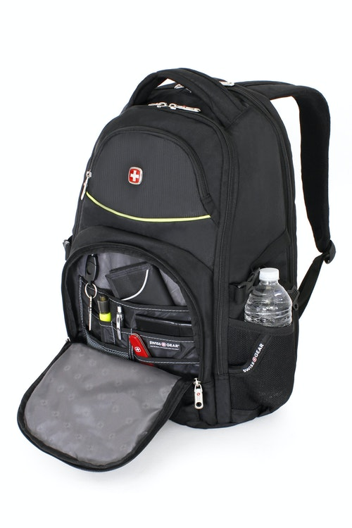 SWISSGEAR 3255 SCANSMART LAPTOP BACKPACK ORGANIZER COMPARTMENT