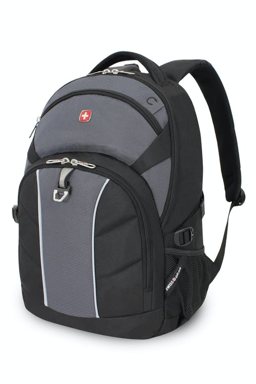 SWISSGEAR 3265 LAPTOP BACKPACK BLACK/GREY