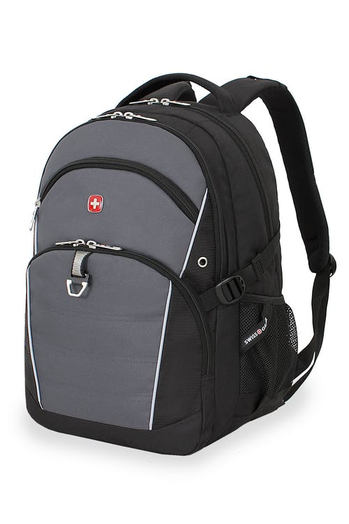 SWISSGEAR 3272 LAPTOP BACKPACK - BLACK/Grey