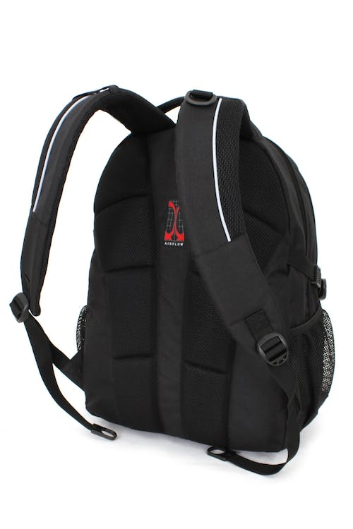 SWISSGEAR 3272 LAPTOP BACKPACK PADDED AIRFLOW BACK PANEL WITH MESH FABRIC