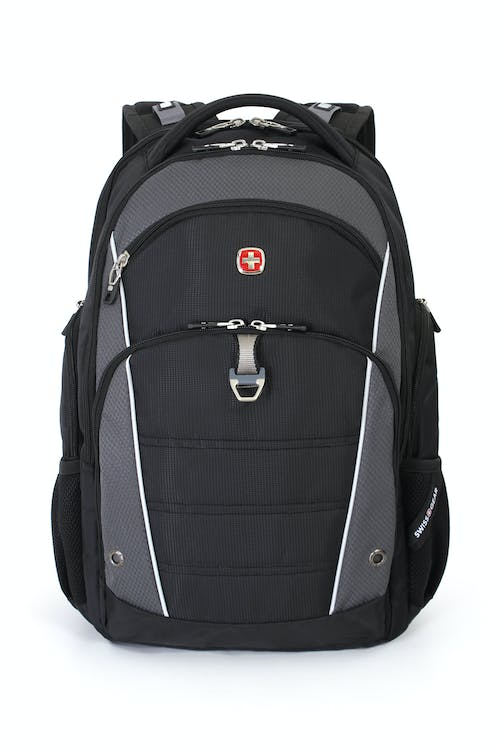 SWISSGEAR 3295-SE Special Edition Laptop Backpack QUICK-ACCESS FRONT ZIPPERED POCKET