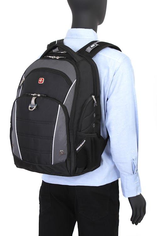 SWISSGEAR 3295-SE Special Edition Laptop Backpack ERGONOMICALLY CONTOURED PADDED SHOULDER STRAPS