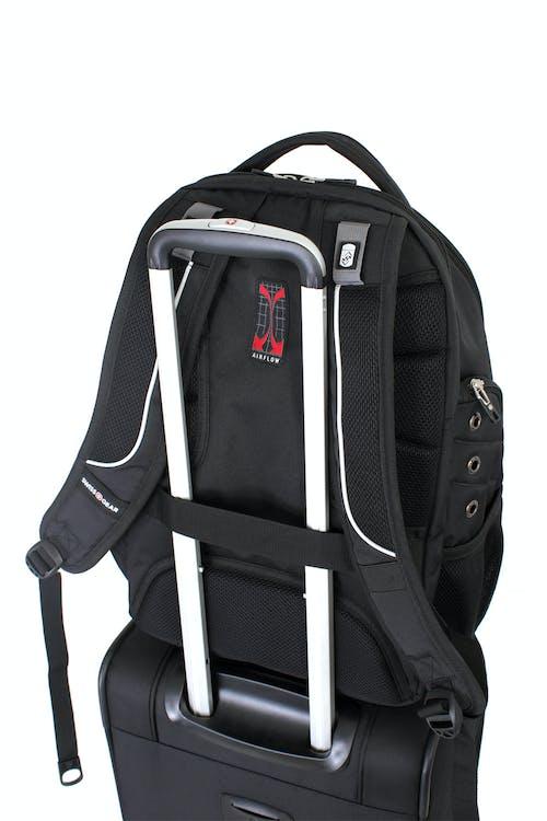 SWISSGEAR 3295-SE Special Edition Laptop Backpack Add-a-bag trolley strap