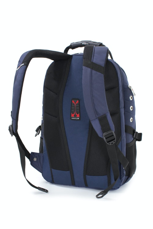 SWISSGEAR 3295 DELUXE LAPTOP BACKPACK PADDED AIRFLOW BACK PANEL SYSTEM