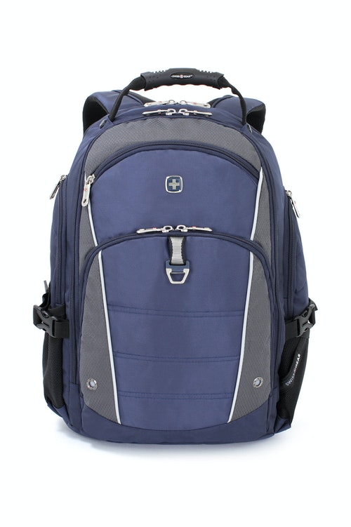 SWISSGEAR 3295 DELUXE LAPTOP BACKPACK QUICK-ACCESS FRONT ZIPPERED POCKET