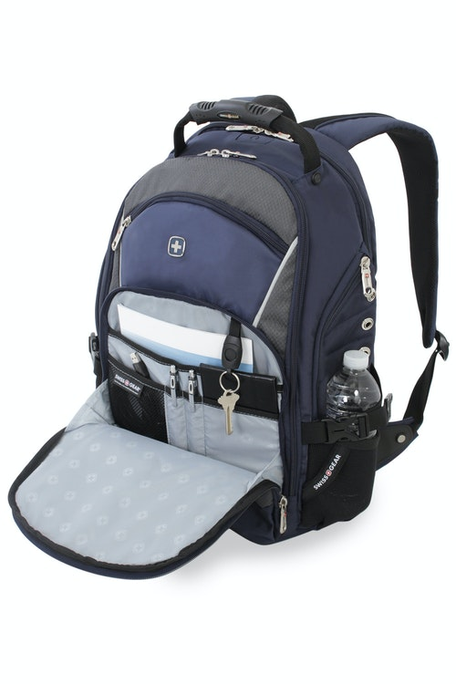 SWISSGEAR 3295 DELUXE LAPTOP BACKPACK ORGANIZER COMPARTMENT WITH MULTIPLE DIVIDER POCKETS