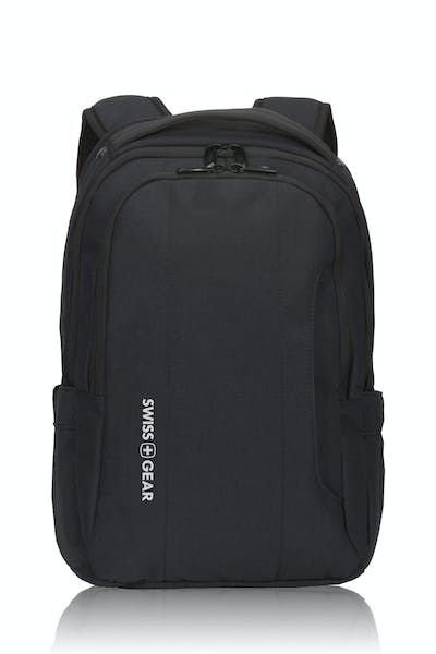 Swissgear 3573 Laptop Backpack - Black/White Logo