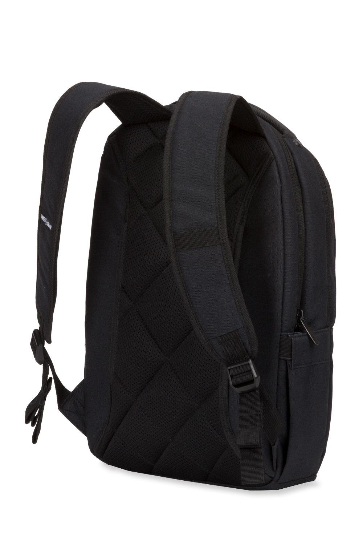 Swissgear 3573 Laptop Backpack - Black/White