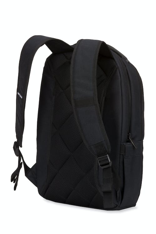 Swissgear 3573 Laptop Backpack - Ergonomically contoured, padded shoulder straps