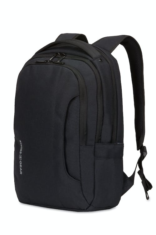 Swissgear 3573 Laptop Backpack Black White Logo