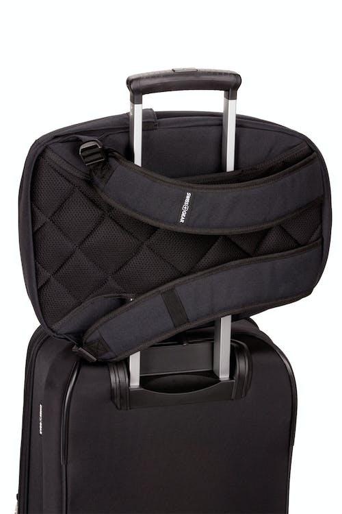 Swissgear 3573 Laptop Backpack - Add-A-Bag Strap