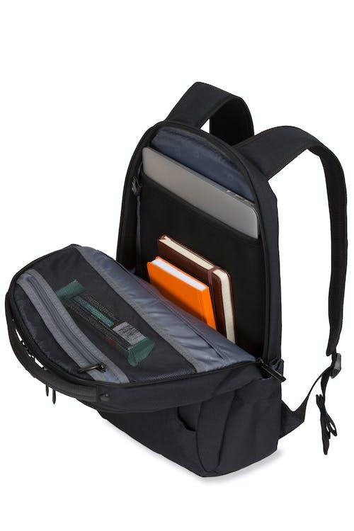 Swissgear 3573 Laptop Backpack - Padded tablet safe sleeve