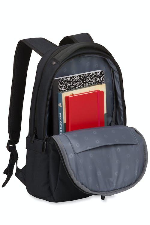 """Swissgear 3573 Laptop Backpack - 13"""" padded laptop sleeve"""