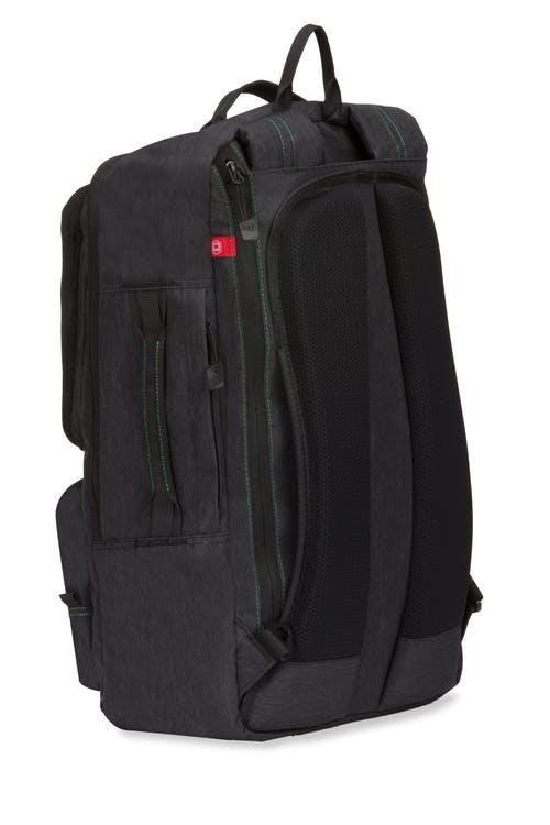 Swissgear 3575 Laptop Backpack - Air-ventilated, mesh back panels for back support and comfort