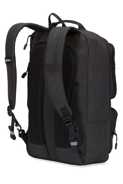Swissgear 3575 Laptop Backpack - Ergonomically, contoured shoulder straps