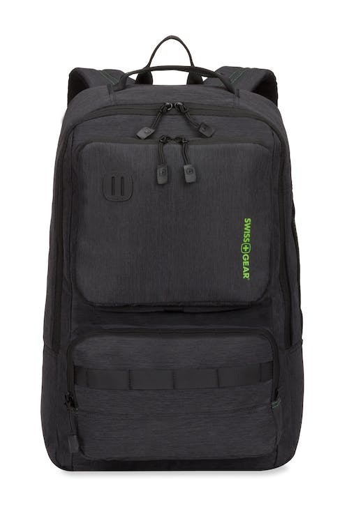 Swissgear 3575 Laptop Backpack - Top and side grab handles
