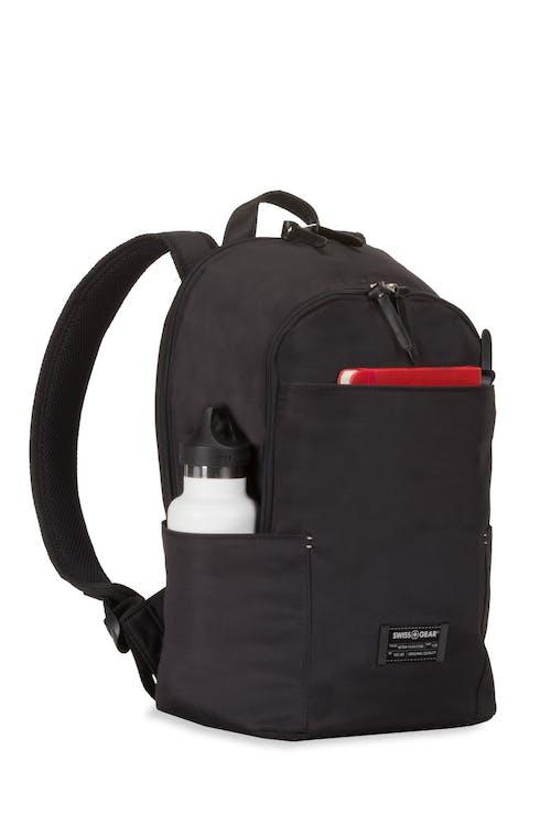 Swissgear 7677 Laptop Backpack Side pocket