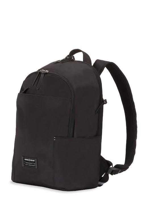 Swissgear 7677 Laptop Backpack - Black