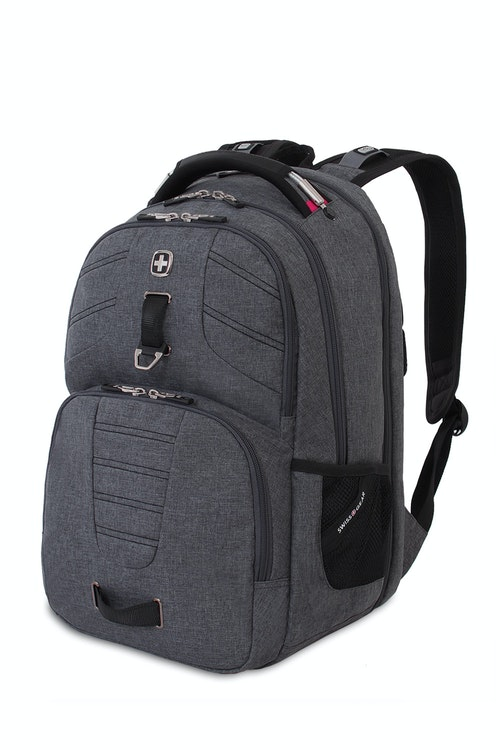 SWISSGEAR 5311 Scansmart Backpack in Heather