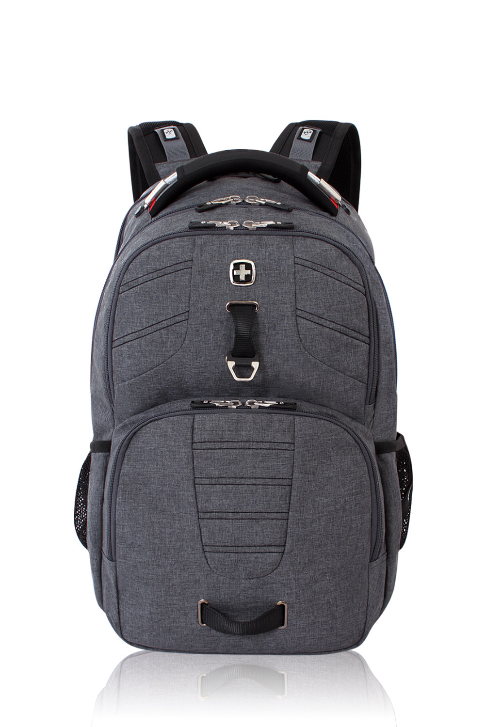SWISSGEAR 5311 Scansmart Backpack - Heather
