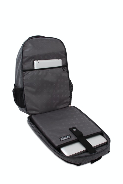 SWISSGEAR 5311 Scansmart Backpack TSA friendly ScanSmart laptop compartment