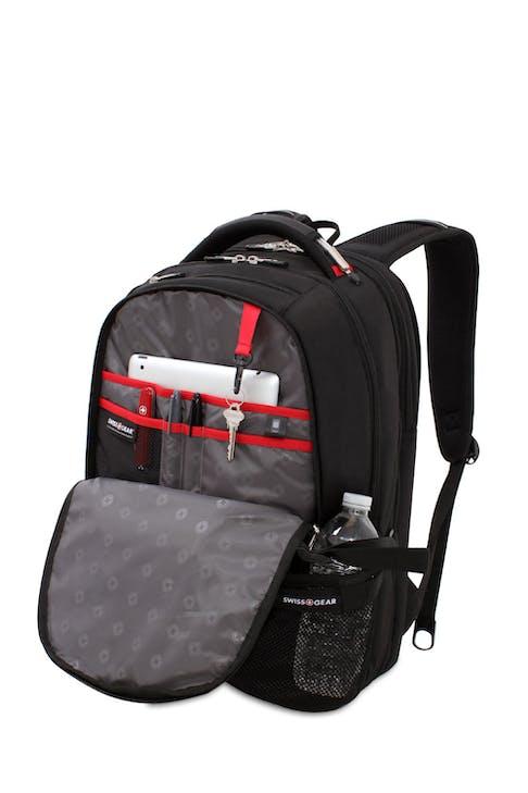 SWISSGEAR 5312 Scansmart Backpack organizer compartment