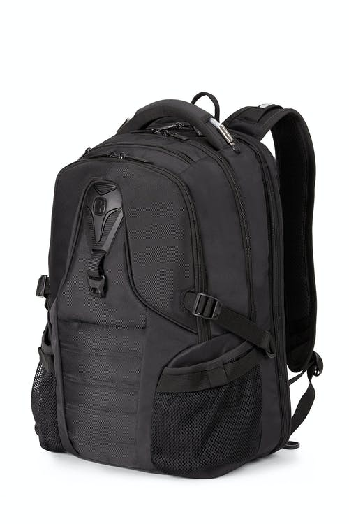 Swissgear 5312 Scansmart Laptop Backpack - Stealth Black