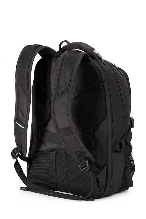 Swissgear 5312 Scansmart Backpack Ergonomically contoured, padded shoulder straps