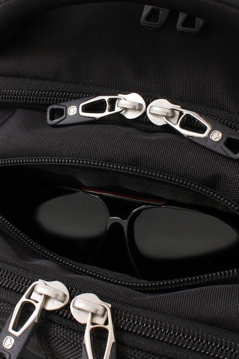 SWISSGEAR 5312 Scansmart Backpack wire reinforced, padded top handle