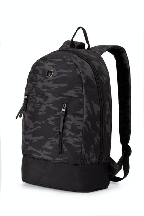 Swissgear 5319 Laptop Backpack - Camo Two-Tone Print