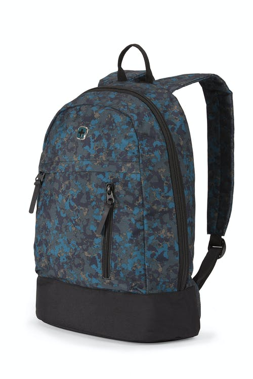 Swissgear 5319 Laptop Backpack - Granite Winter Turq
