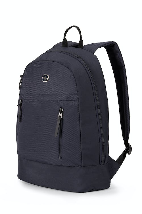 Swissgear 5319 Laptop Backpack - Noir Satin