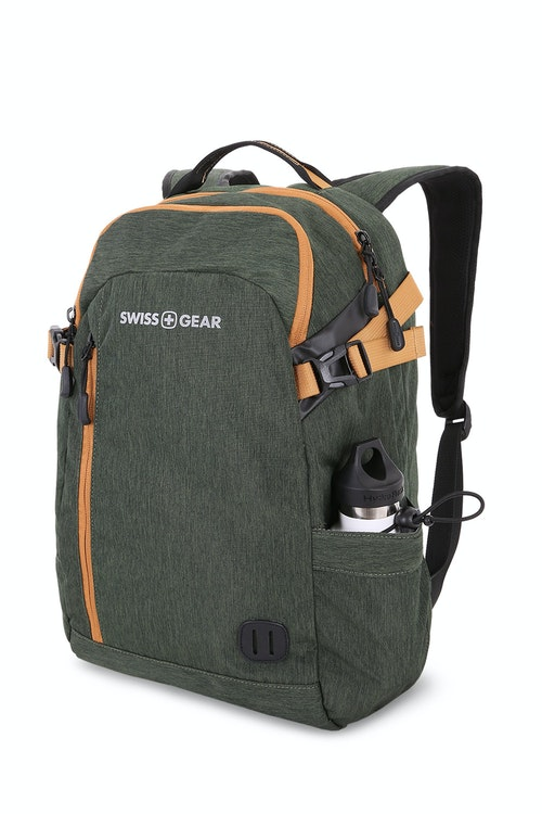 Swissgear 5337 Suitcase Backpack - Green