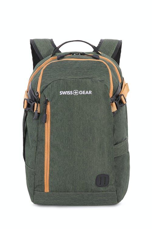 swissgear 5337 hybrid backpack green