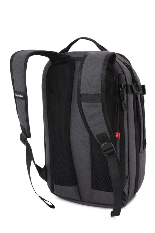 Swissgear 5337 Suitcase Backpack Padded, Airflow back panel with mesh fabric