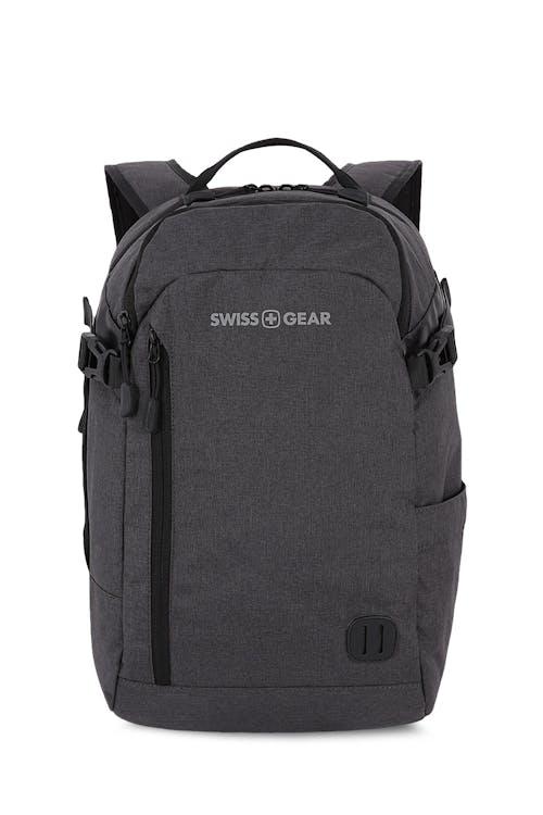 Swissgear 5337 Hybrid Laptop Backpack Heather Grey