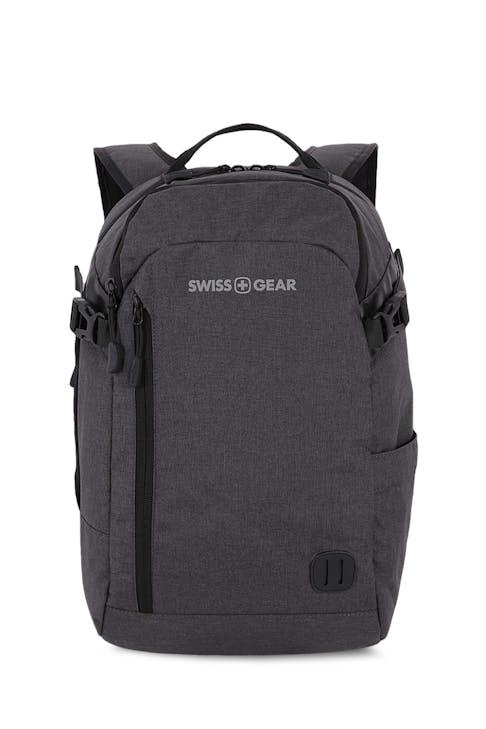 Swissgear 5337 Suitcase Backpack Side mesh water bottle pocket