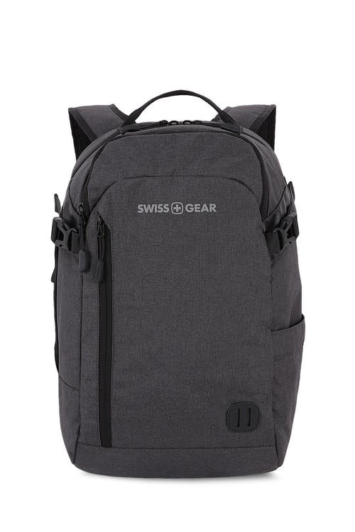 Swissgear 5337 Suitcase Backpack Side mesh water bottle pocket